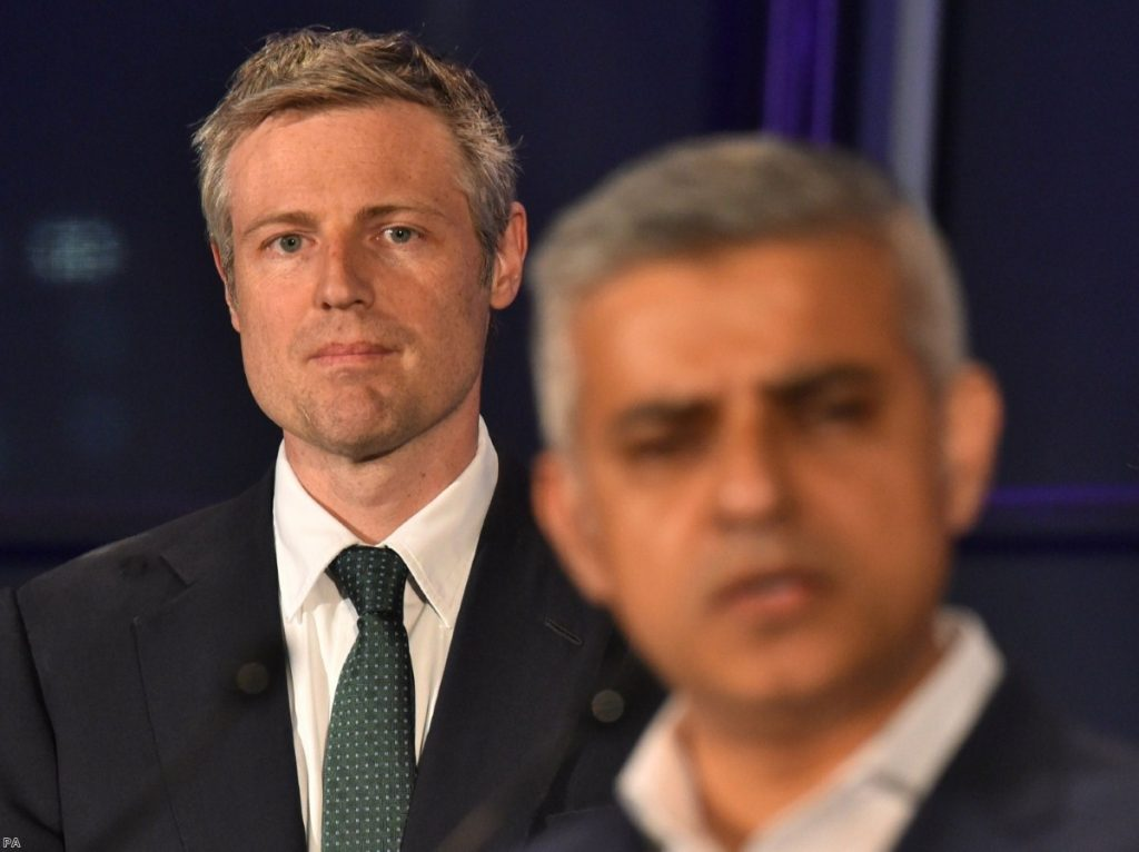 Former minister says Goldsmith set the party back with black and ethnic minority voters