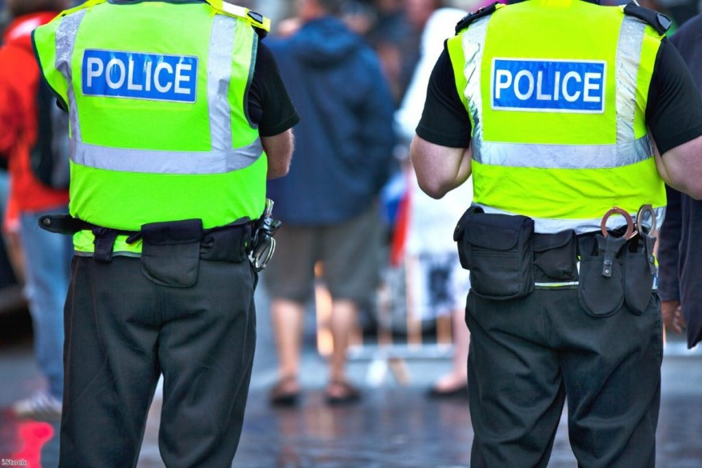 """The sense that overall UK policing is missing the point altogether is hard to shake."""