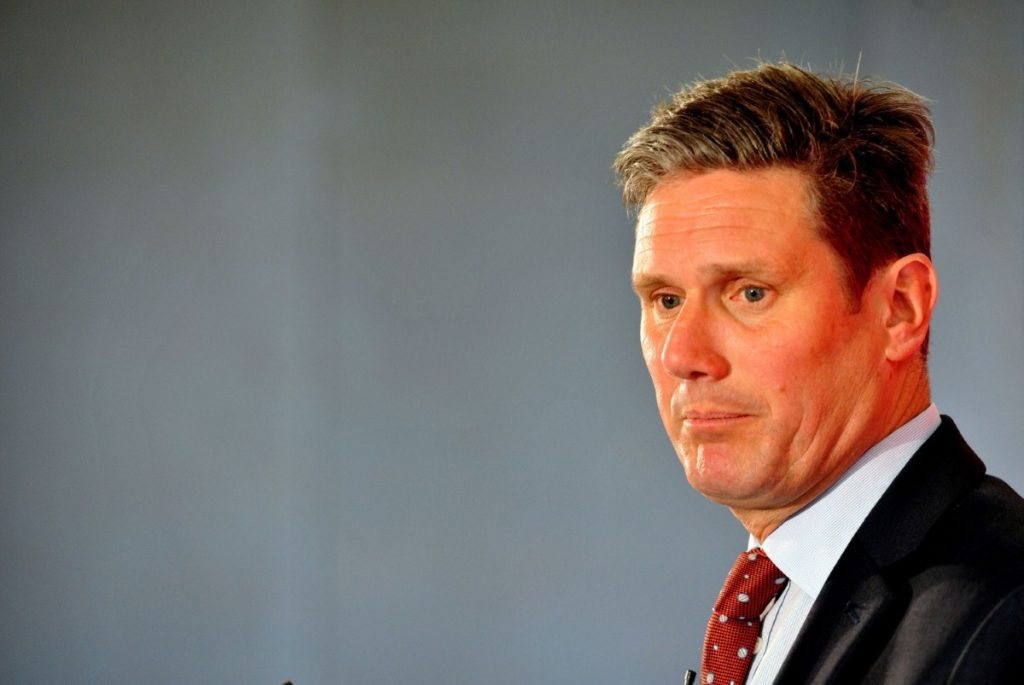 """""""Starmer is honourably trying to do the right thing in impossible circumstances but the party's policy remains a terrible muddle."""""""