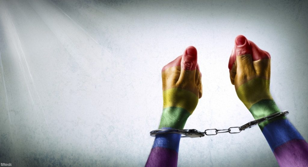 """The current detention system subjects many LGBT people to the same discriminatory abuse that forced them to flee their home"""