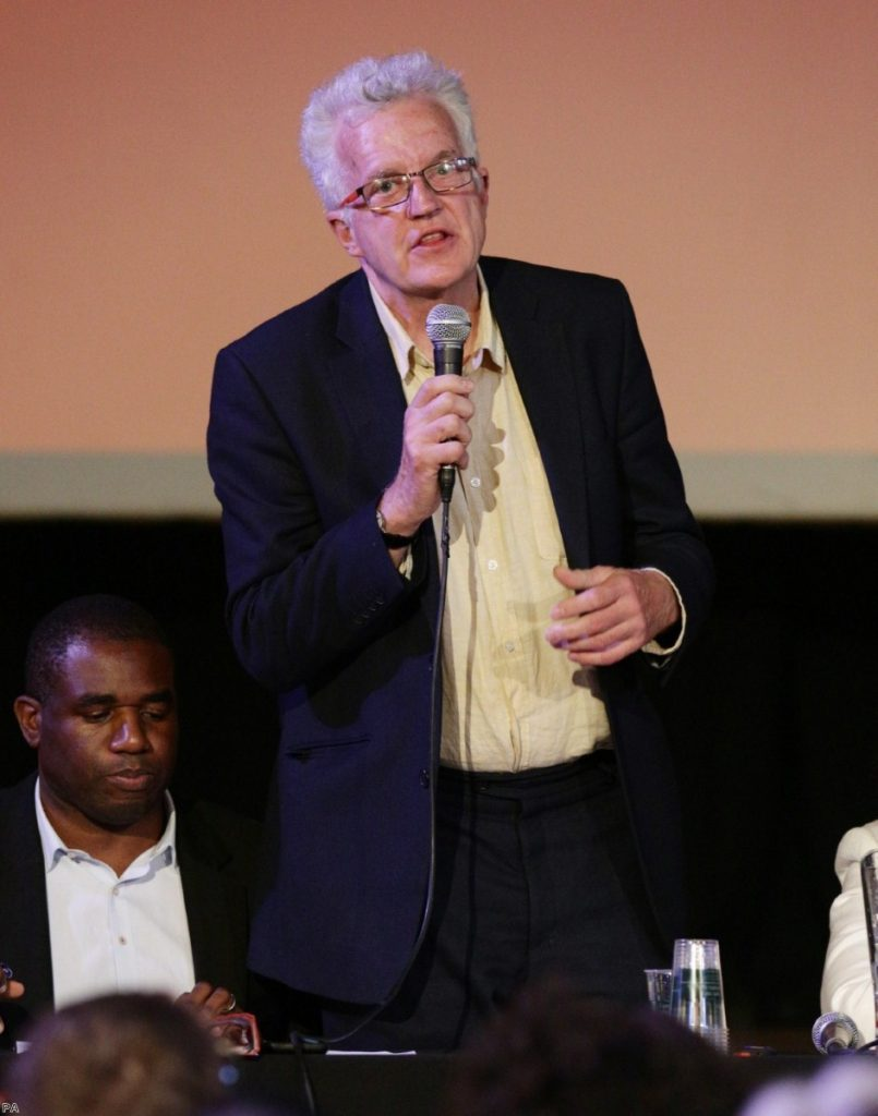 Christian Wolmar says it would be 'irresponsible' to give blank cheque for Brexit