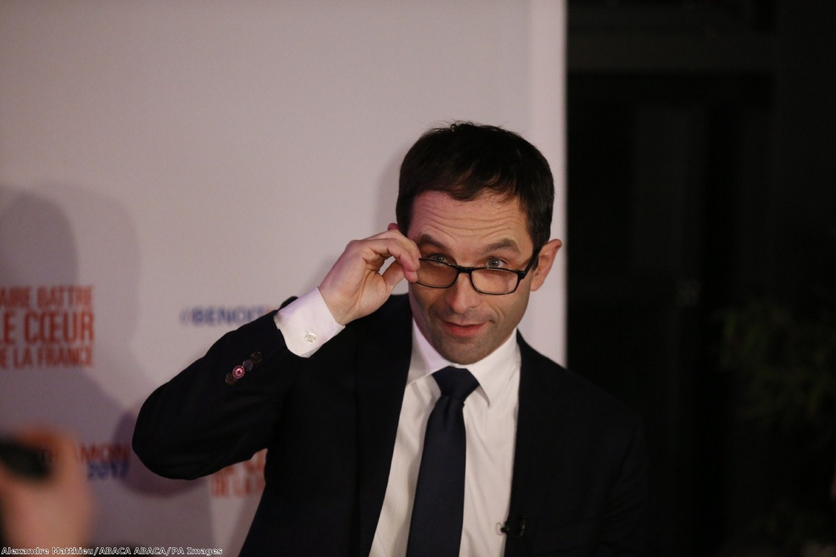 """""""A candidate like Benoît Hamon could offer the best chance of forging a new consensus that will eventually reinvigorate a demoralised French left."""""""