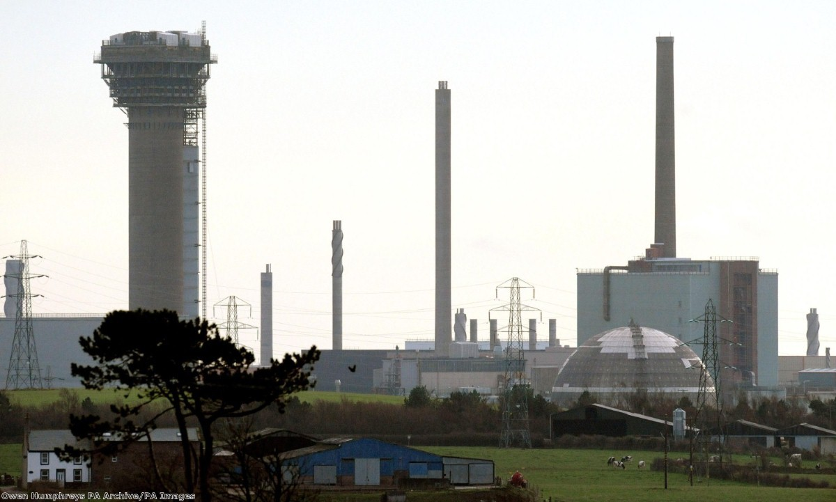 """""""Whatever the result of next month's vote in Copeland, it's clear that Sellafield will play a vital role in the outcome."""""""