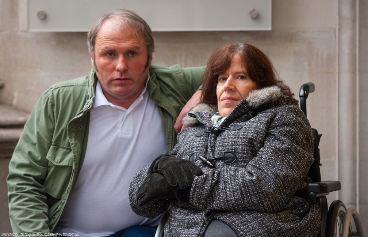 """A couple who defeated the government in court over the bedroom tax are being forced to appear before a judge again"""
