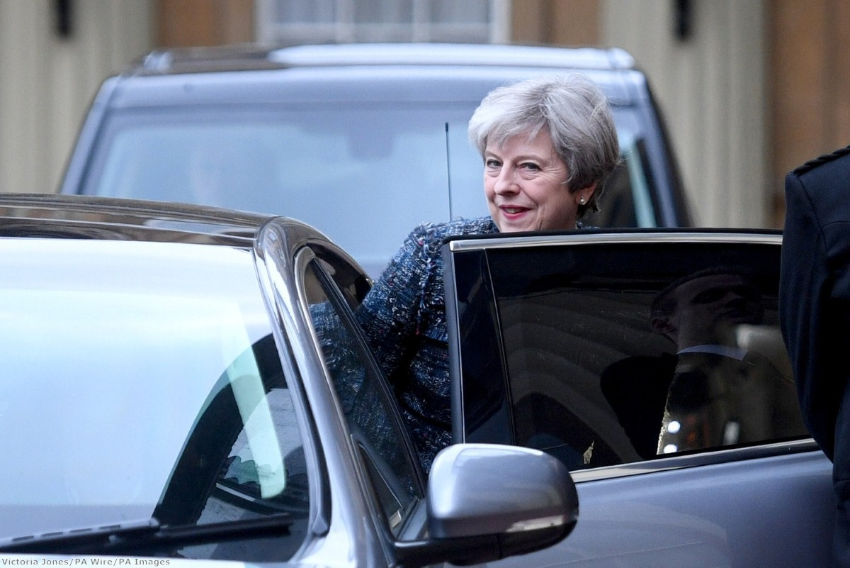 """""""Now that May has declared that she believes the EU is plotting against her, it is much harder for her counterparts to take anything she says to them at face value"""""""