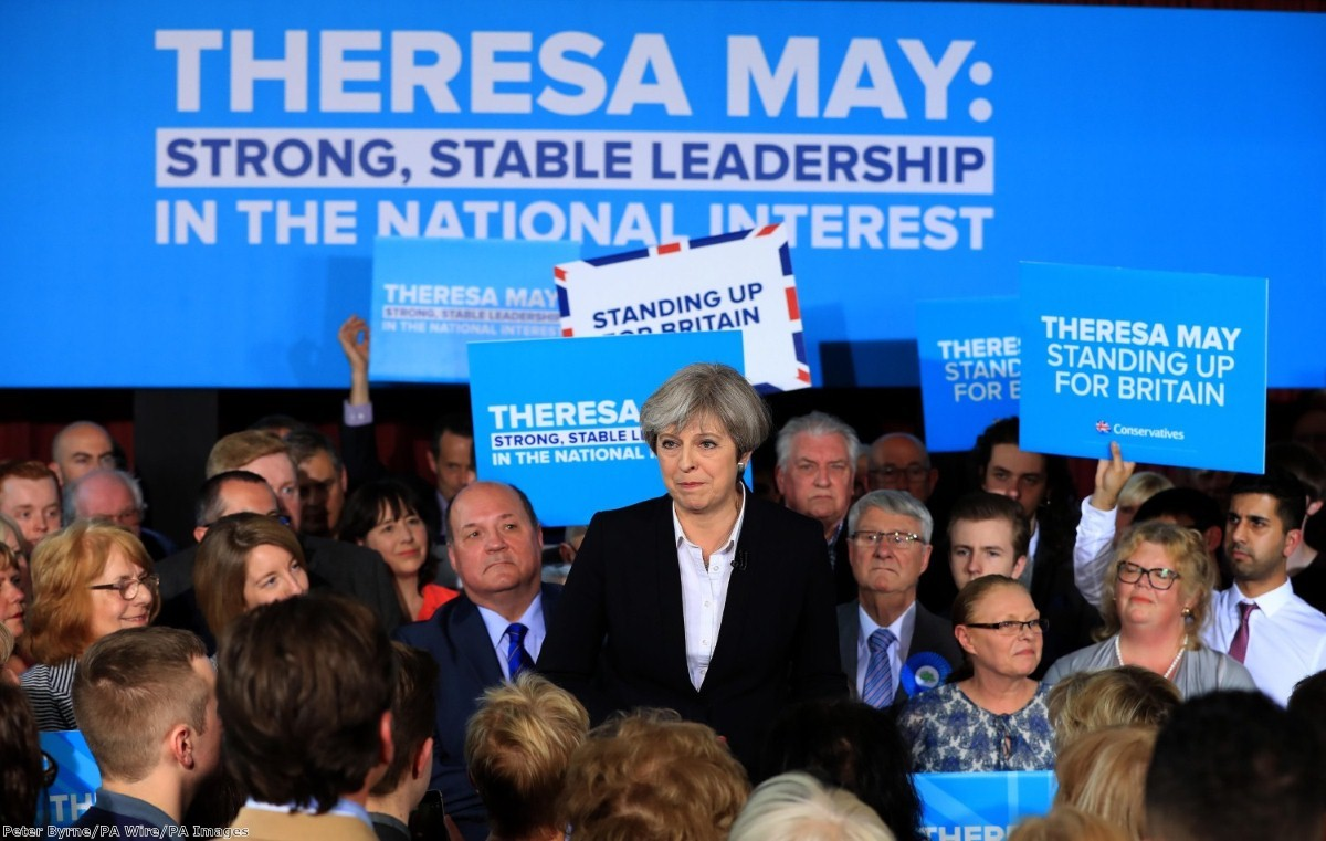 """""""So a large part of the Tory campaign nightmare seems to have come true. Does that mean a hung parliament – or even a Labour win? No."""""""