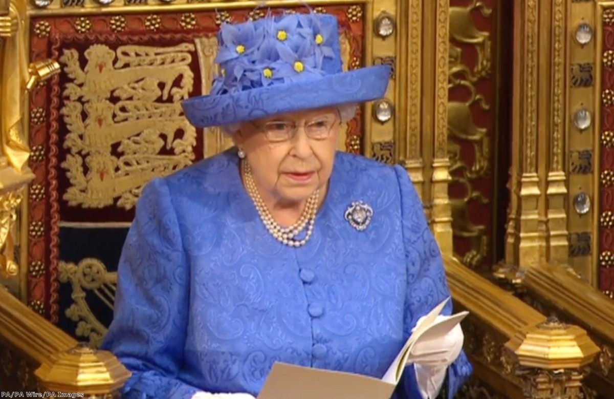 The Queen's Speech made little mention of austerity - or plans to ease off on it