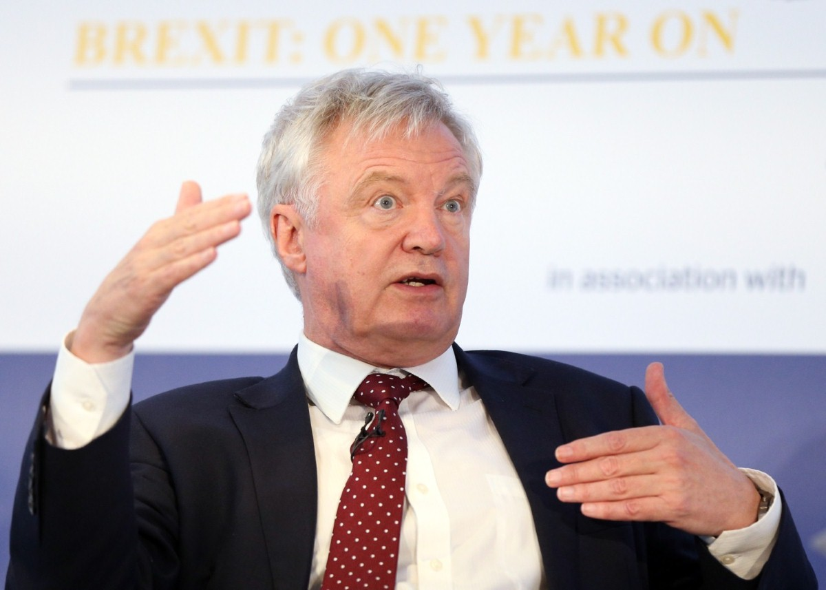 Davis: Plans for no-deal hit a logical obstacle
