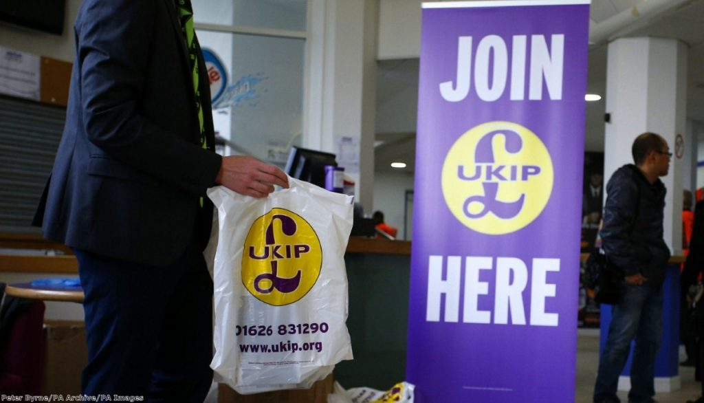 """Under its new leadership UKIP could cease to act as a safety valve for extremism and instead become a platform for it."""