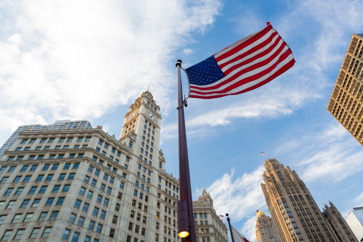 Trump Tower in Chicago. A visit from the US president would damage the UK's reputation