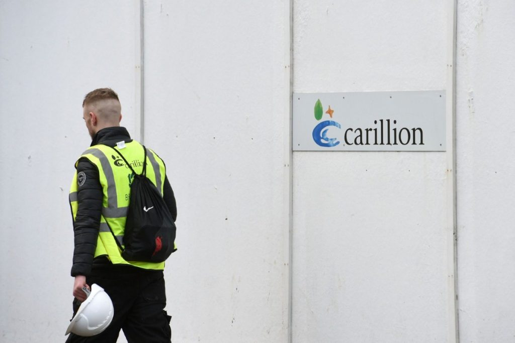 Carillion: Collapse throws a harsh light on corporate governance and interaction with government