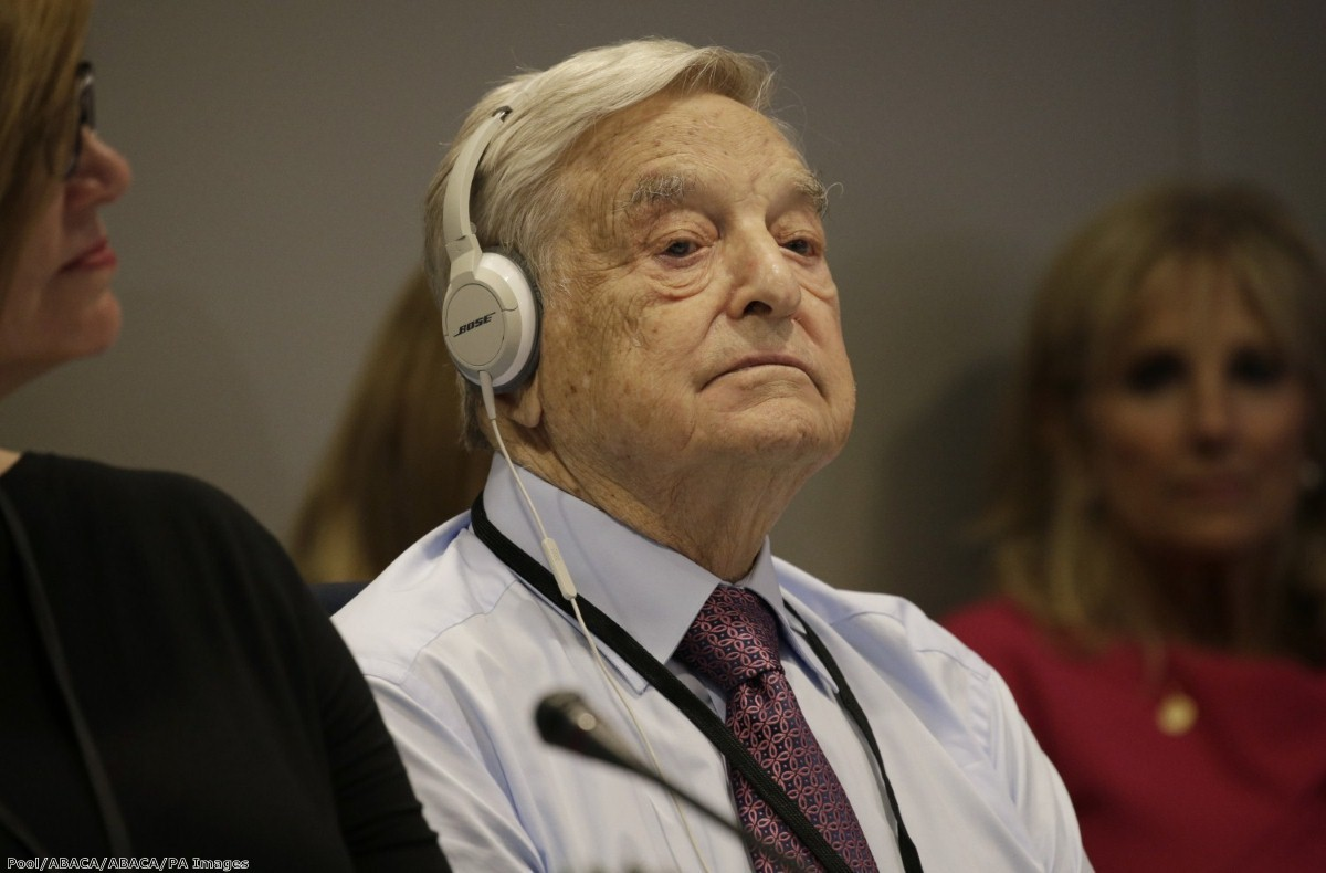 """The main point of interest in the Telegraph's recent attack on philanthropist George Soros is not whether its authors are antisemitic, but what it tells us about the growth of the paranoid style in British politics."""