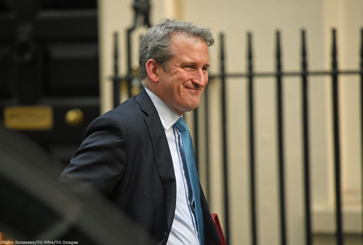 """""""Hinds barely got his feet under his desk at the Department for Education before announcing that he was scrapping plans for compulsory sex and relationship education (SRE) in schools"""""""