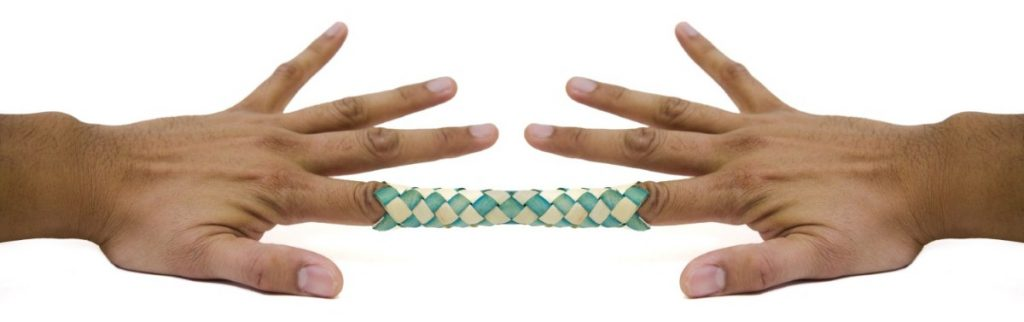 Finger trap: the government is being tested by its own criteria