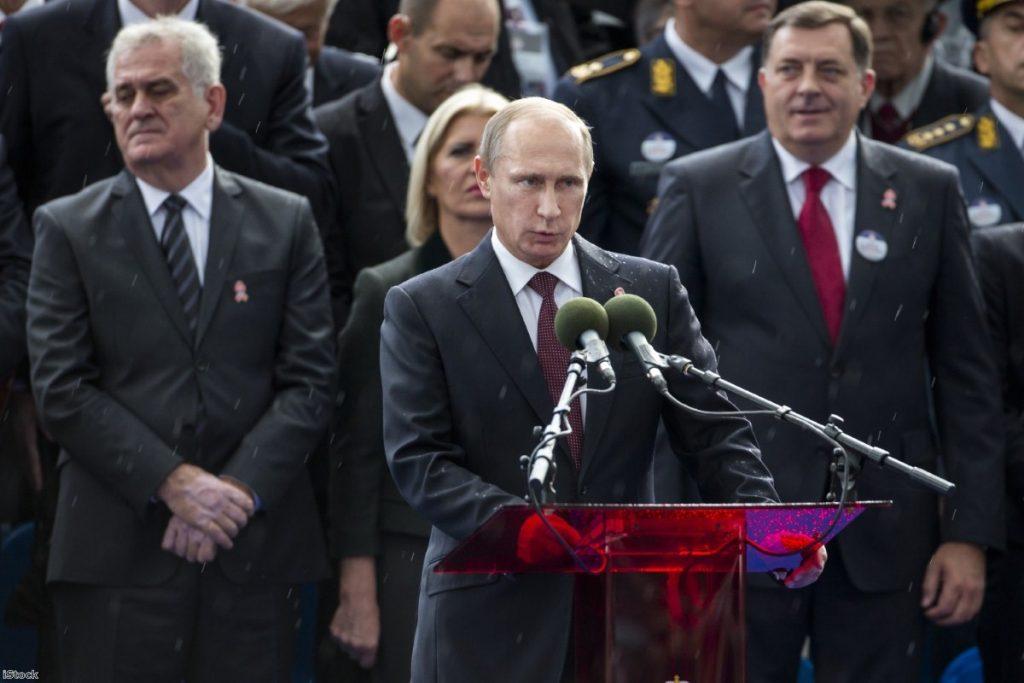 Vladimir Putin | Copyright: iStock