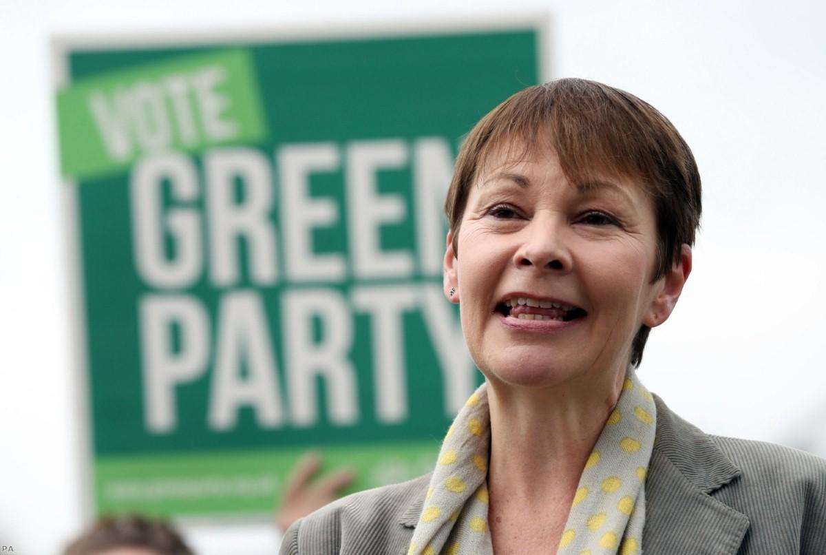 Green Party co-leader Caroline Lucas | Copyright: PA
