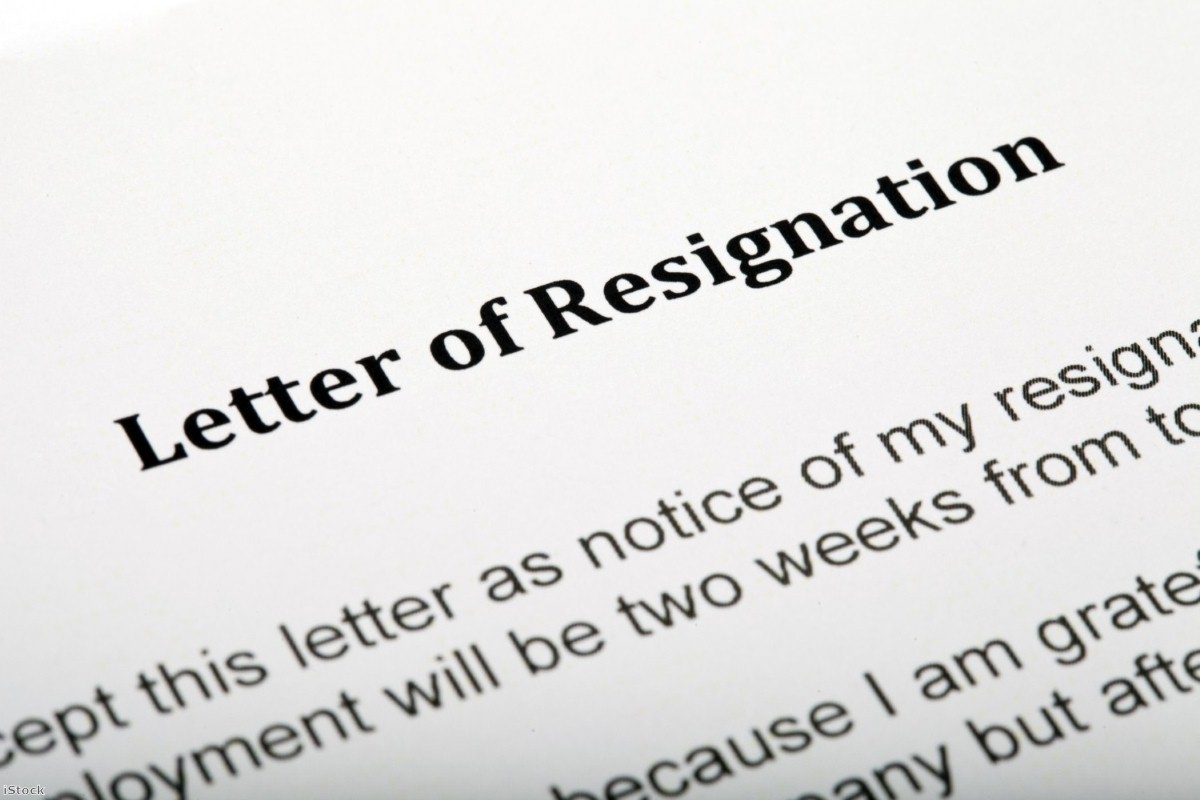 Last week, the 4th Earl Baldwin of Bewdley has decided to resign. | Copyright: iStock
