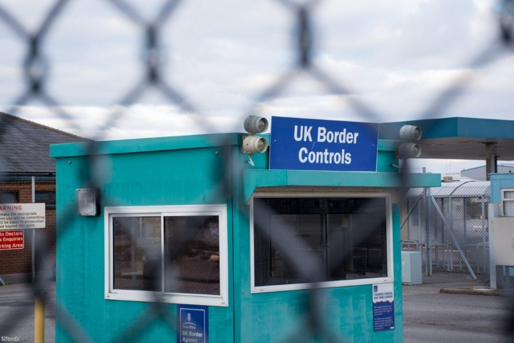 The ONS has hit a problem with immigration data. | Copyright: iStock