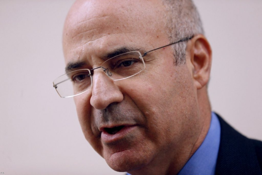 Financier Bill Browder talks to reporters after leaving the anti-graft prosecutor's office in Madrid on May 30, 2018. | Copyright: PA