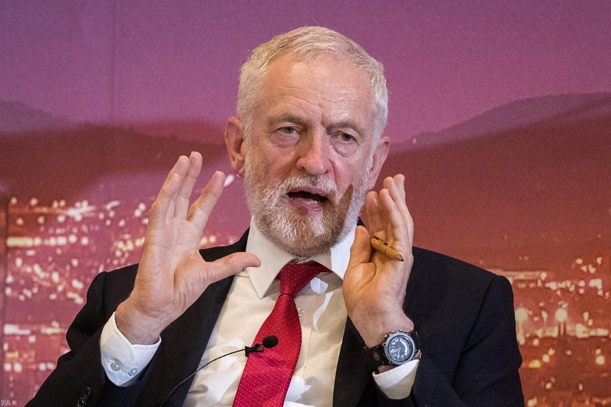 Labour leader Jeremy Corbyn | Copyright: PA