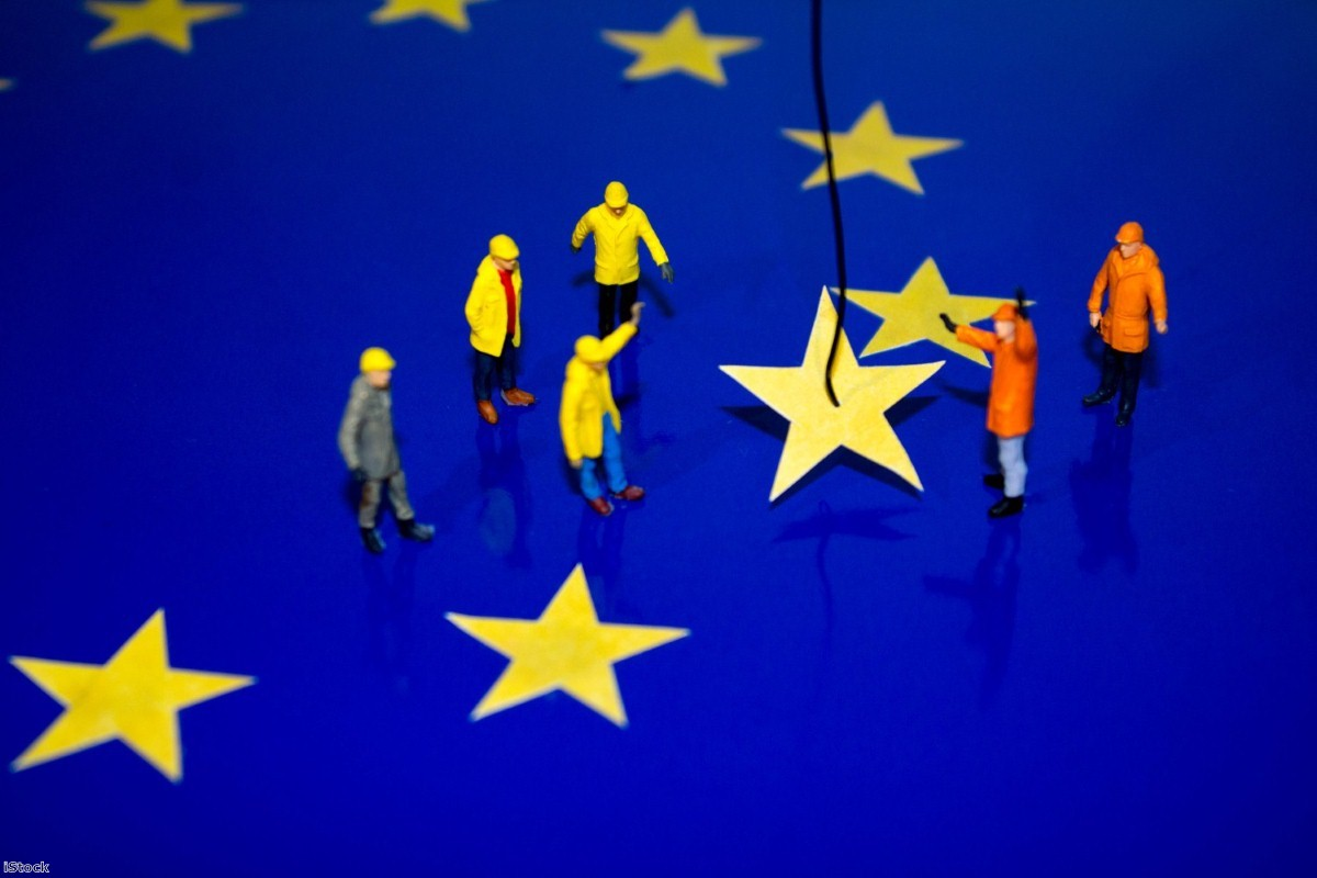 Was this the week Brexit fell apart? | Copyright: iStock