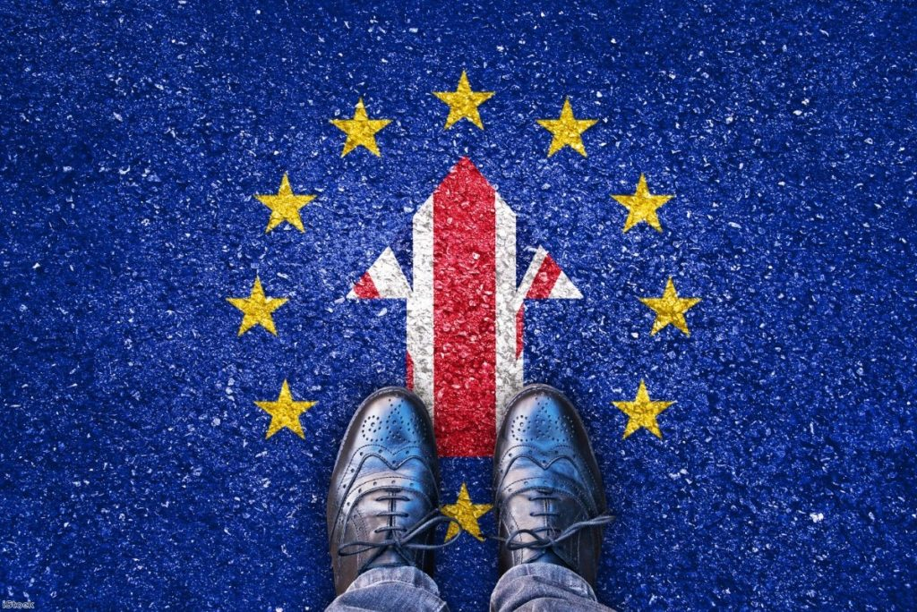 Have we finally reached Brexit crunch time in Parliament?   Copyright: iStock