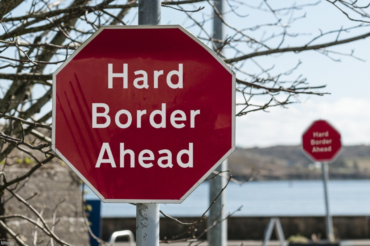 Northern Ireland has no back-up plan for a hard border | Copyright: iStock