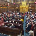 Peers in the House of Lords, London | Copyright: PA