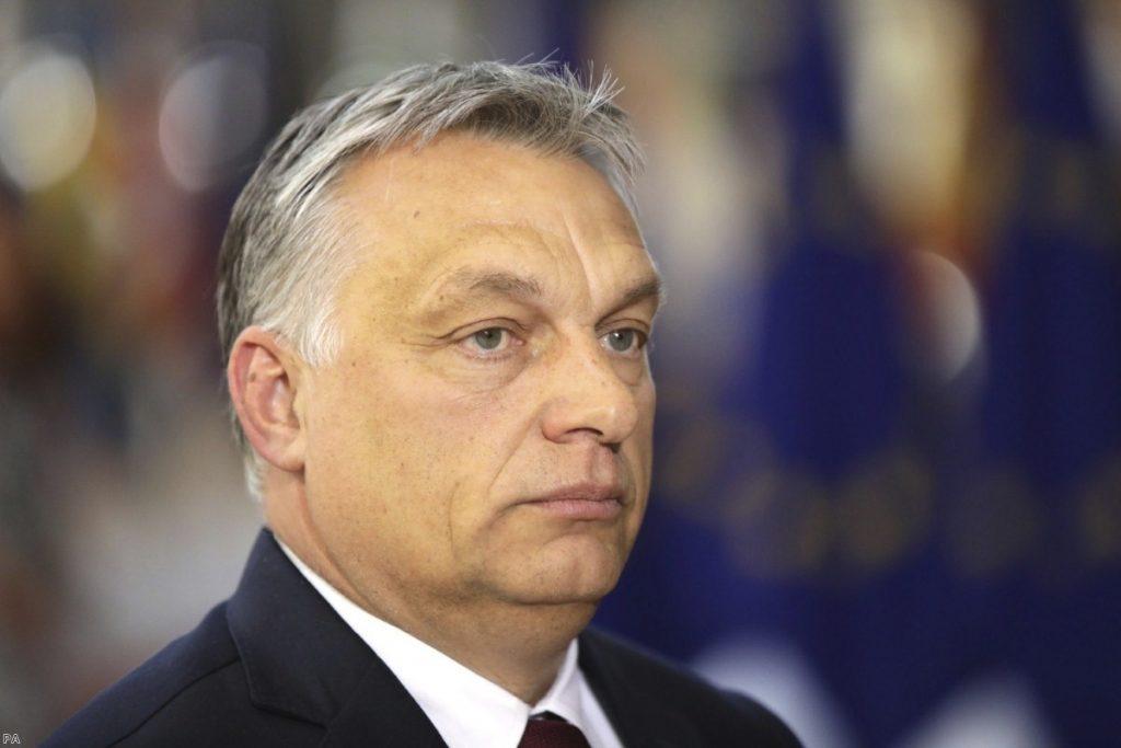 Hungarian Prime Minister Viktor Orban | Copyright: PA