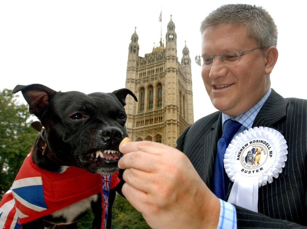Andrew Rosindell | Copyright: PA