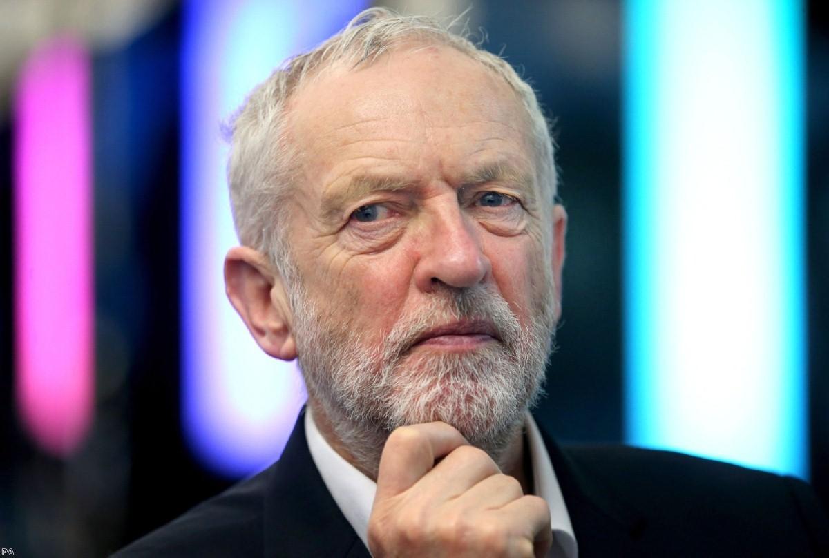 Jeremy Corbyn | Copyright: PA