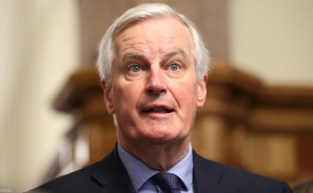 Michel Barnier | Copyright: PA