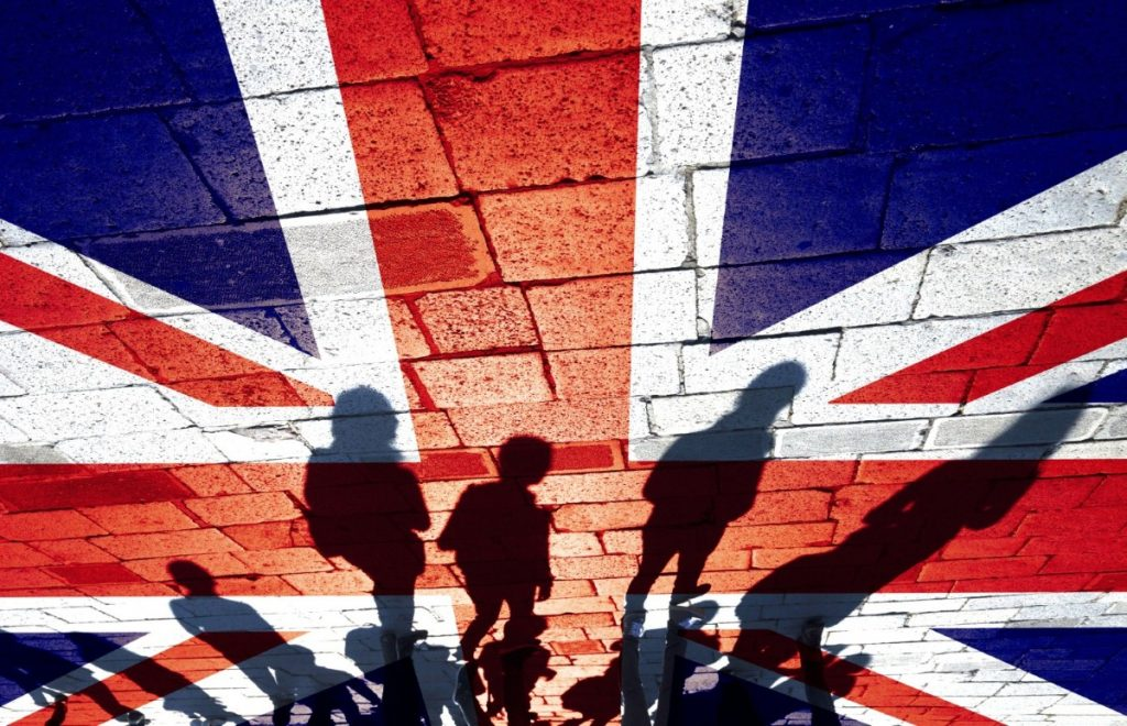 Brand Britain: Fall in migrant numbers no cause for celebration. Copyright: iStock I robertiez