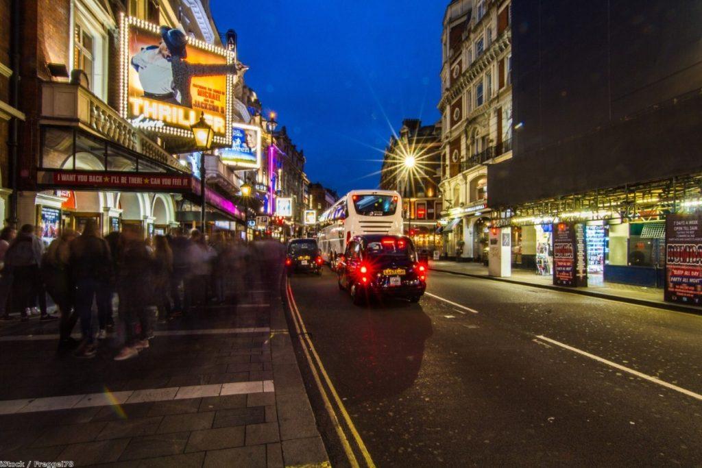 London West End   Copyright: iStock / Freggel78