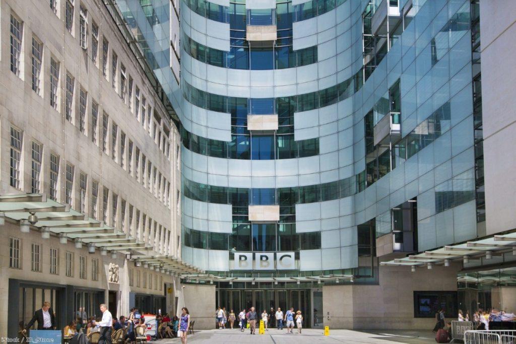 BBC New Broadcasting House   Copyright: iStock / IR_Stone