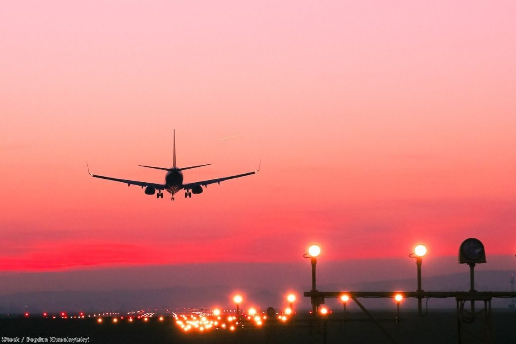"""""""With no agreement in place, UK and EU licensed airlines would lose the automatic right to operate air services between the UK and the EU."""" 