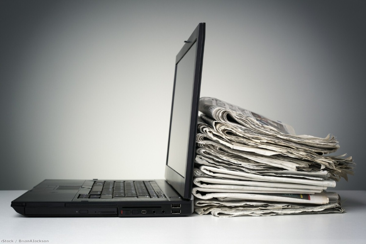 The Canary is not journalism - it's a government mouthpiece in waiting | Copyright: iStock / BrianAJackson