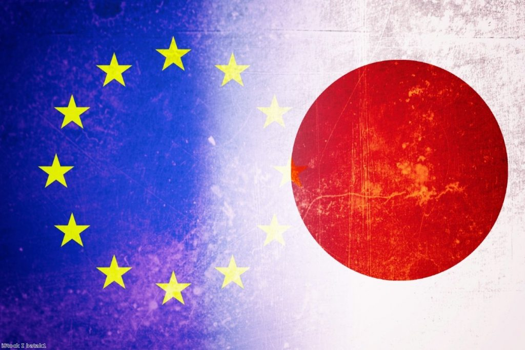 EU-Japan trade deals opens up substantial new possibilities for trade