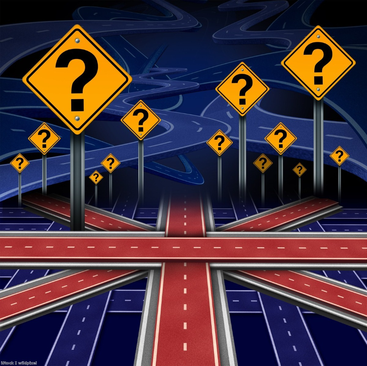 Uncertainty everywhere: Brits in Europe and EU citizens in the UK have been given no answers since the referendum result.