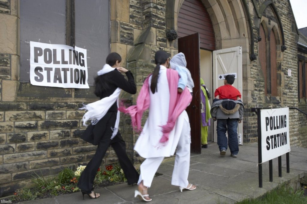 Voting takes place for the local elections in parts of England today