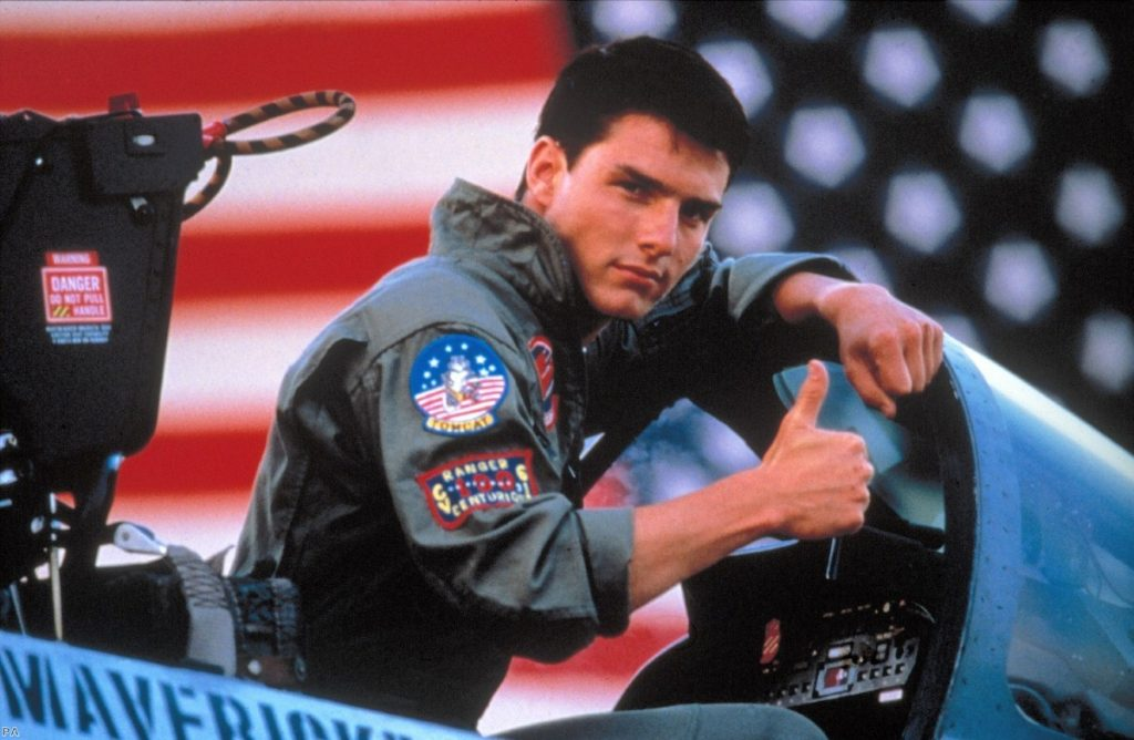 Top Gun: There's a big gap between the mavericks of the 1980s and the ones today.