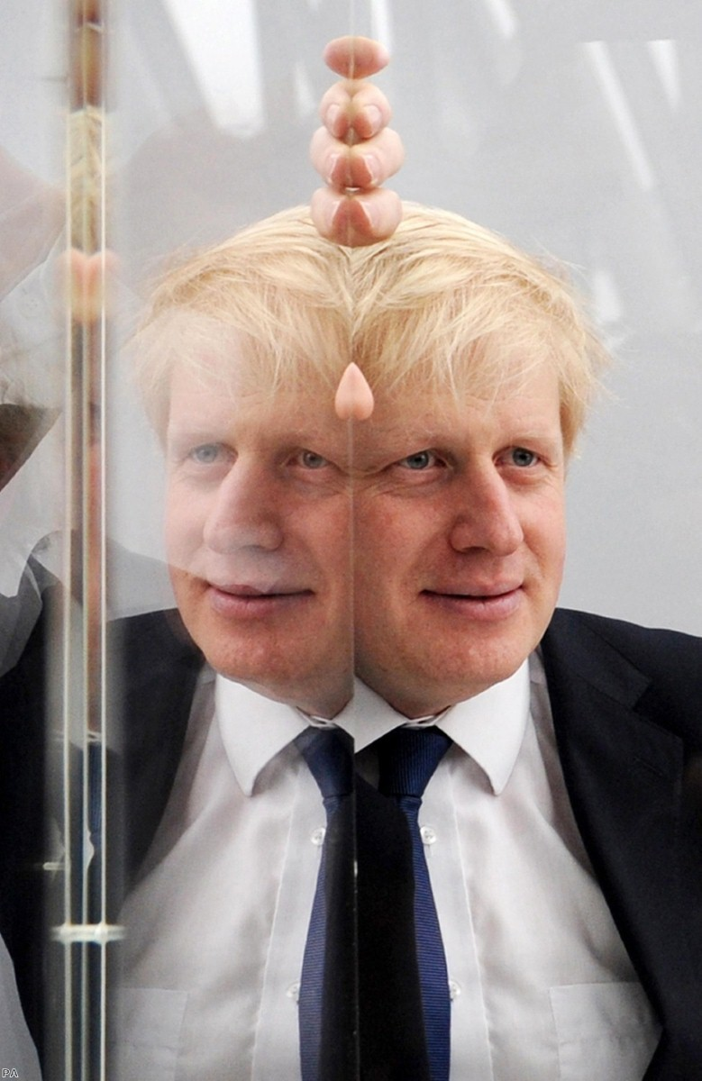 No-deal double act: Simultaneously bad and not bad at all