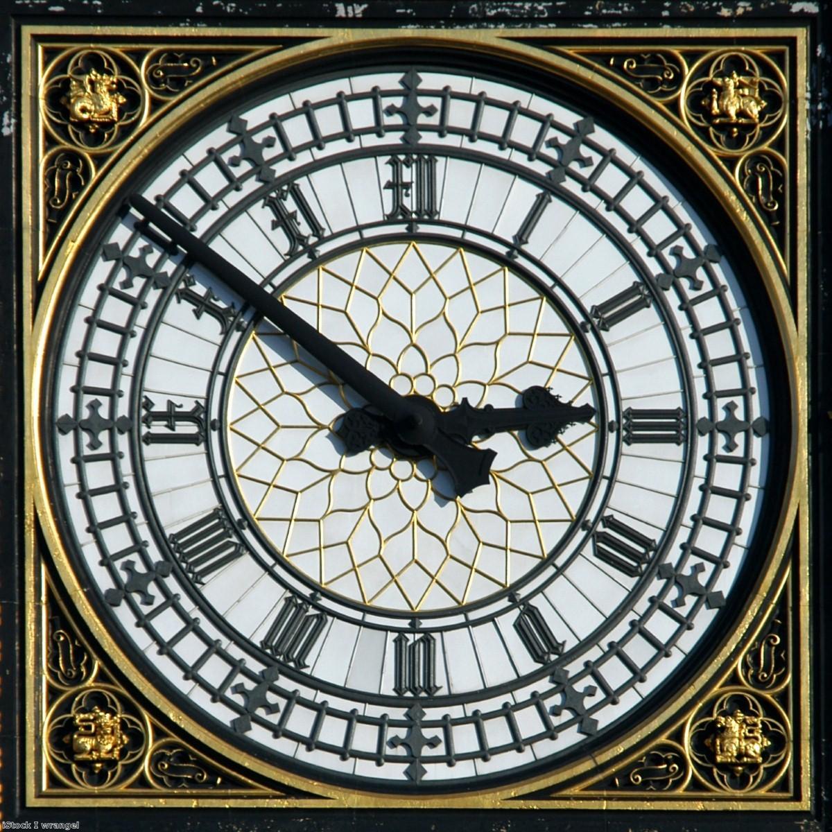 Countdown: The Brexit saga reaches a crescendo on Saturday.