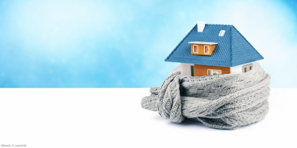 Each winter at least 10,000 people in the UK die due to a cold home.