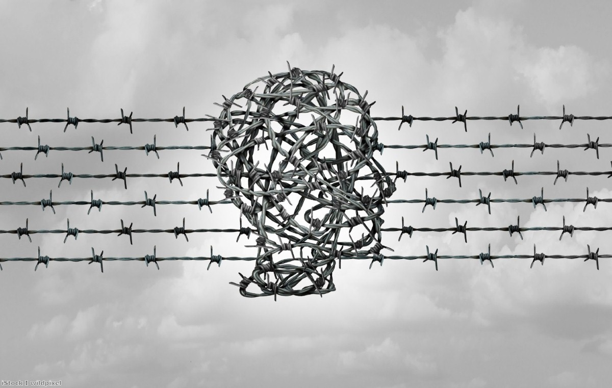 Trapped in immigration detention: The coronavirus risk in the estate.