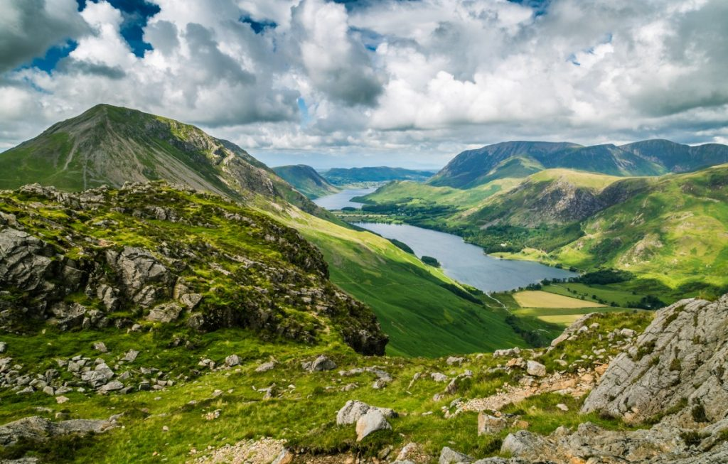 Residents of the Lake District, where Tim Farron's constituency lies, are heavily reliant on tourism for income
