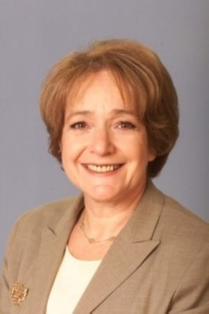 Margaret Hodge, chair of the committee of public accounts (PAC) comments on her report into corporate tax avoidance