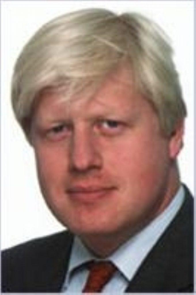 Johnson: Mayor is a 'wonderful prize'