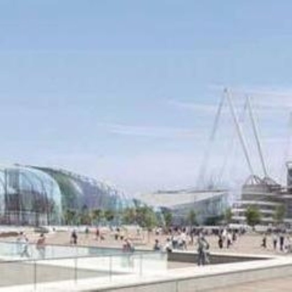 Lords rejected Manchester for first super casino