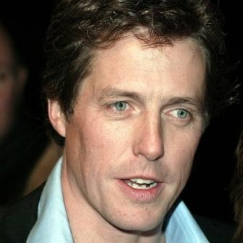 Hugh Grant has become a leading phone-hacking campaigner.